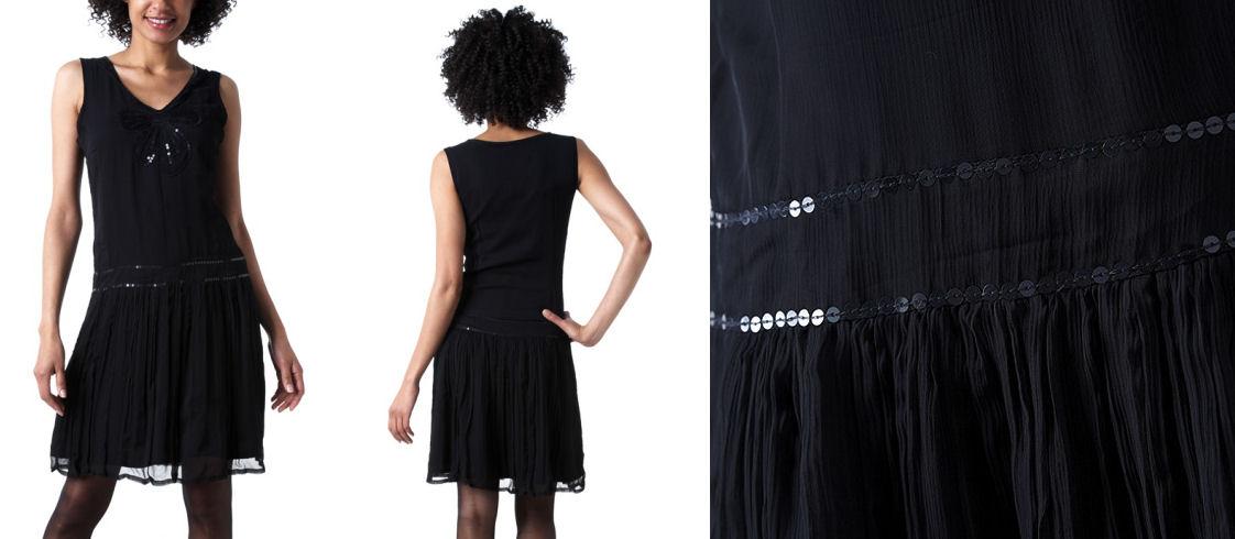 mariages r tro petites robes charleston chez promod. Black Bedroom Furniture Sets. Home Design Ideas