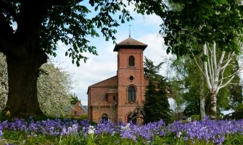 Church of St John the Baptist, Whittington