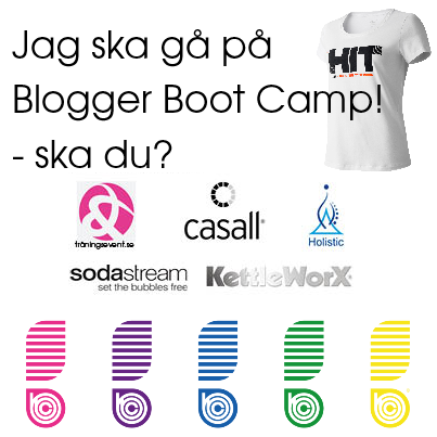 Blogger Boot Camp 2014