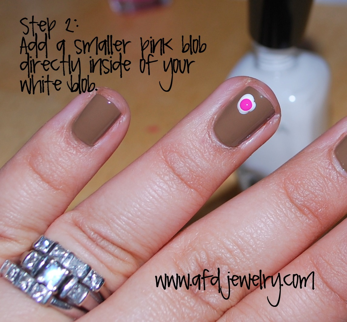 Toothpick Nail Art Designs: Nail Designs Using Toothpicks
