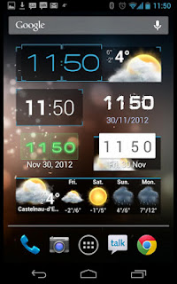 Beautiful Widgets Free Android