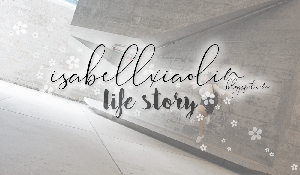 Isabell's Life Blog ♥