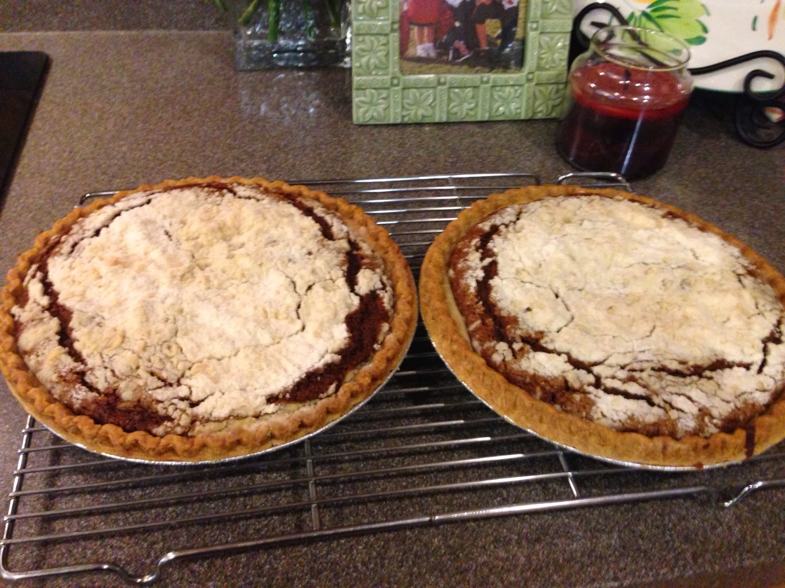 how to make shoo fly pie recipe