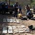 Policía de Estelí incautó 49 paquetes de cocaína.