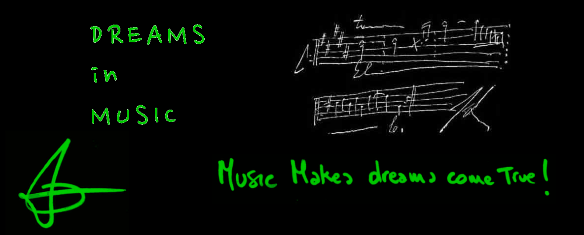 Dreams in Music