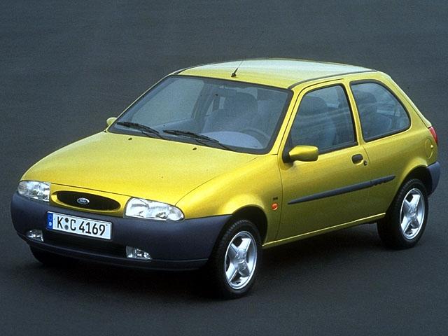 The Mk Fiesta And The Mk Fiesta The Mk Ka