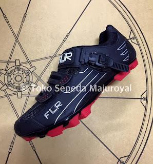 Sepatu Sepeda Mtb Cleat Flr F65