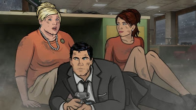 click to visit the official Archer page on Facebook
