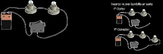 Circuito Paralelo Y En Serie : Inventos circuito en serie y paralelo