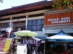 Tempat Wisata Pilihan Pasar Sukawati