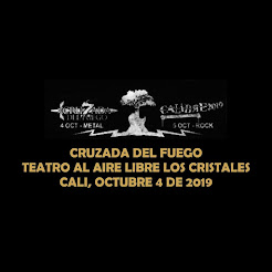 CRUZADA DEL FUEGO 2019