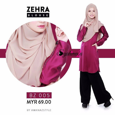 Zehra-Blouse-BZ005