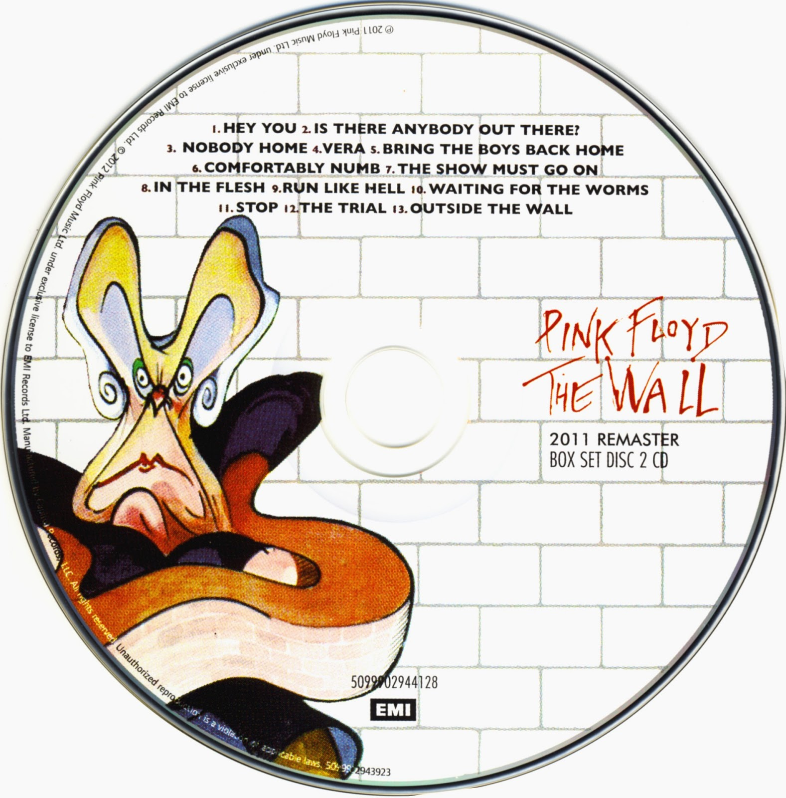 i was there pink floyd pdf