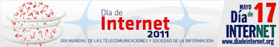 Banner del Da de Internet 2011