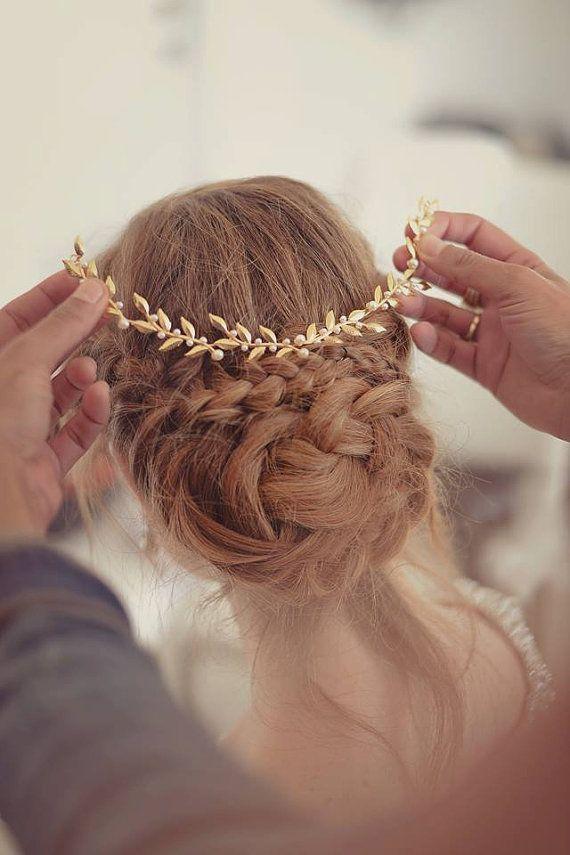 Un detalle para el pelo especial y auténtico.