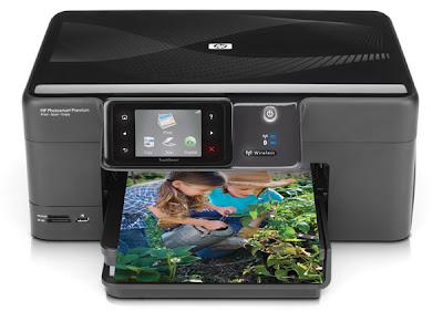HP Photosmart Premium 309G AIO