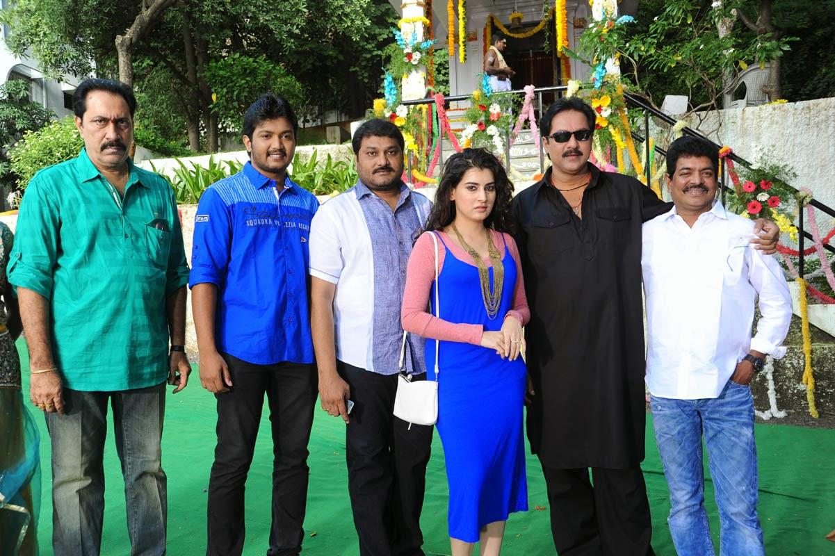 Padmavathi Art Productions new movie launch-HQ-Photo-11