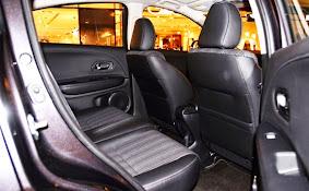 Interior Honda HR-V Terbaru 2015