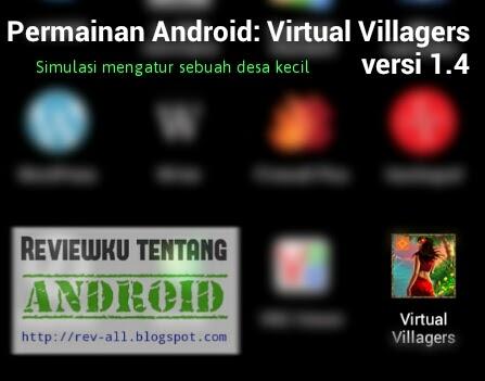 Ikon game android Virtual villagers versi 1.4 - Permainan android mengatur sebuah desa kecil (rev-all.blogspot.com)