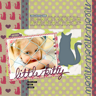 cat layout on Craftastical! blog