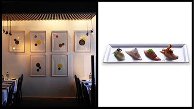 Michael Ovitz's Hamasaku Restaurant