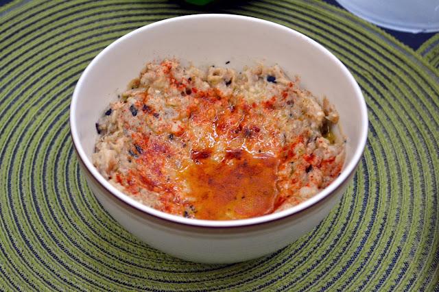 Smoky Baba Ghanoush ~ New York Food Journal