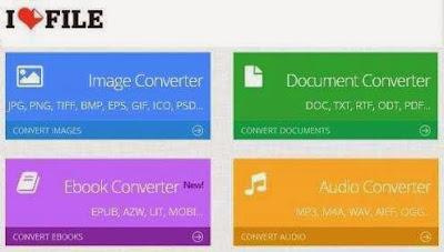 conversione online file (multiformato)