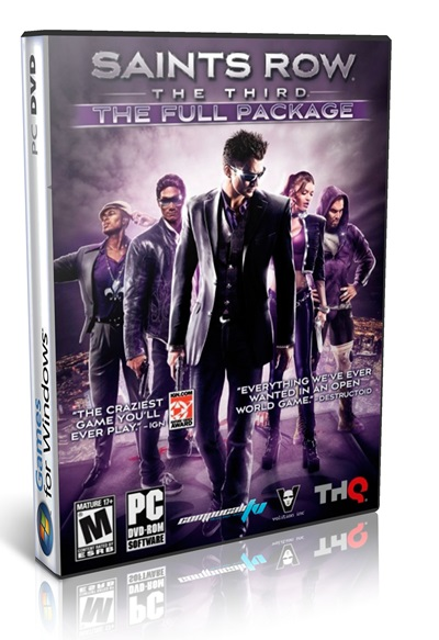 Saints Row The Third Complete Edition PC Full Español Descargar