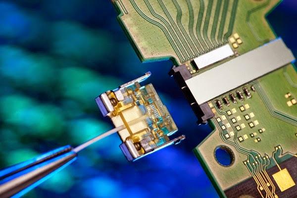 硅光子技術