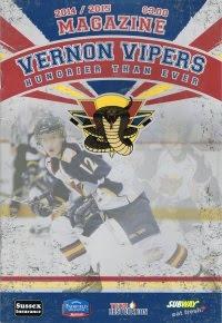 Vernon Vipers 2014-15 Program