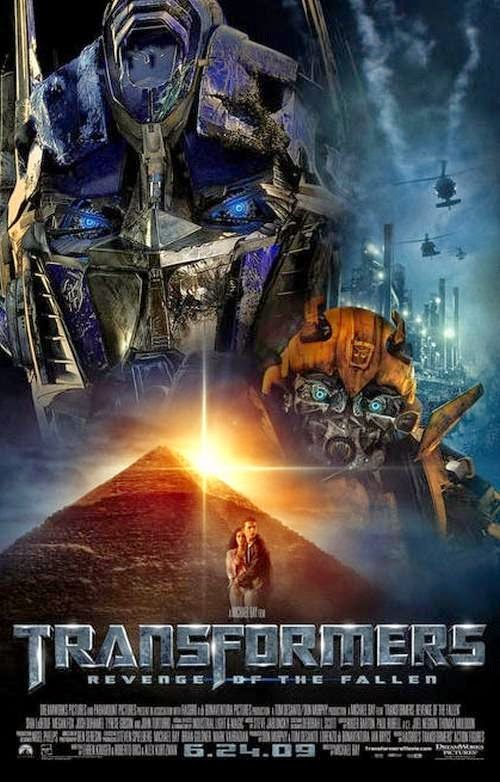 Ver Transformers 2 Revenge of the Fallen (2009) Online