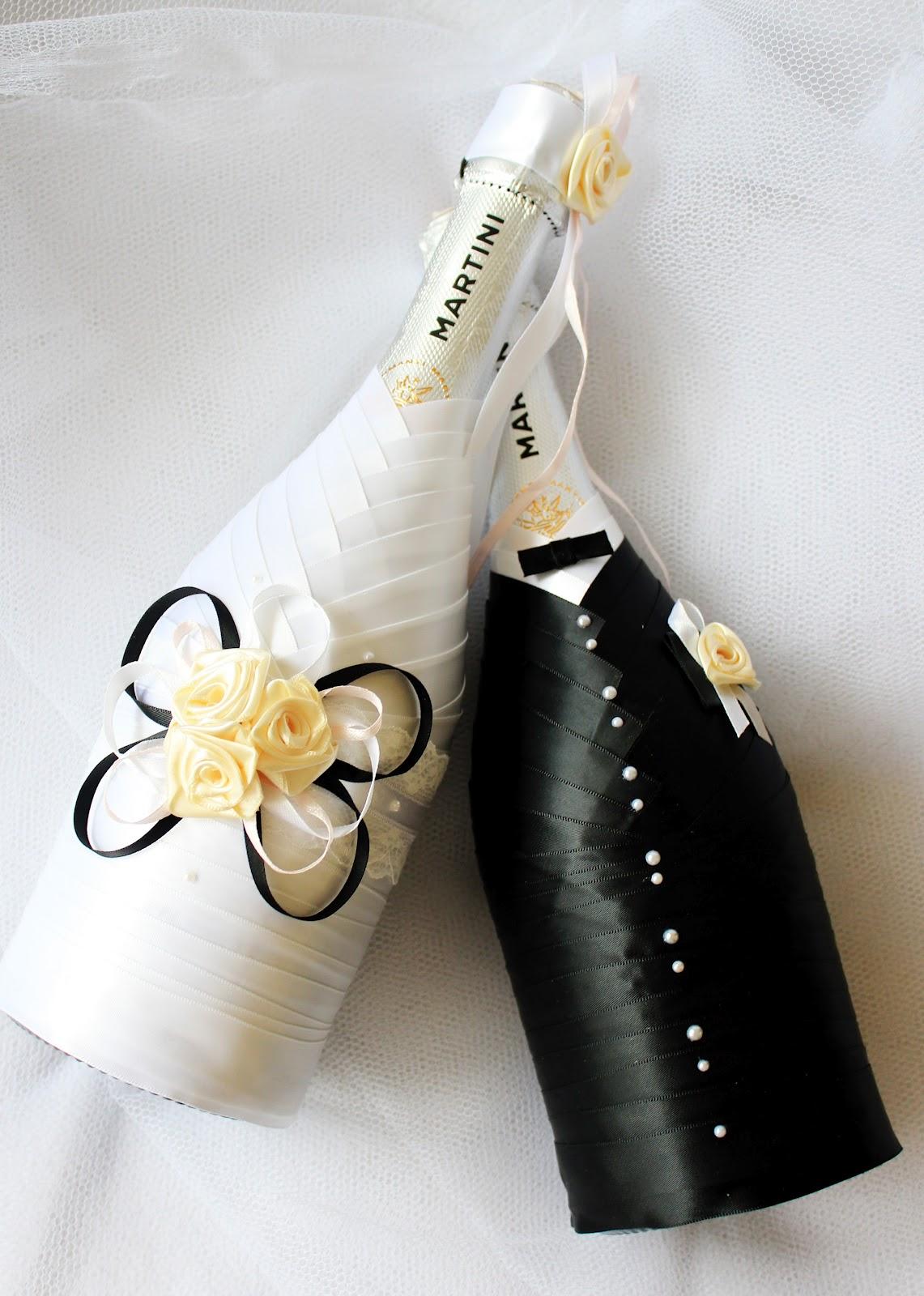 Фото на бутылку свадьба