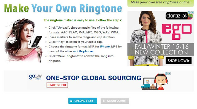 how to make your own custom ringtone for android or iphone smartphone