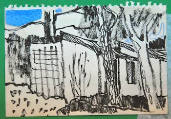 La caseta del jardín