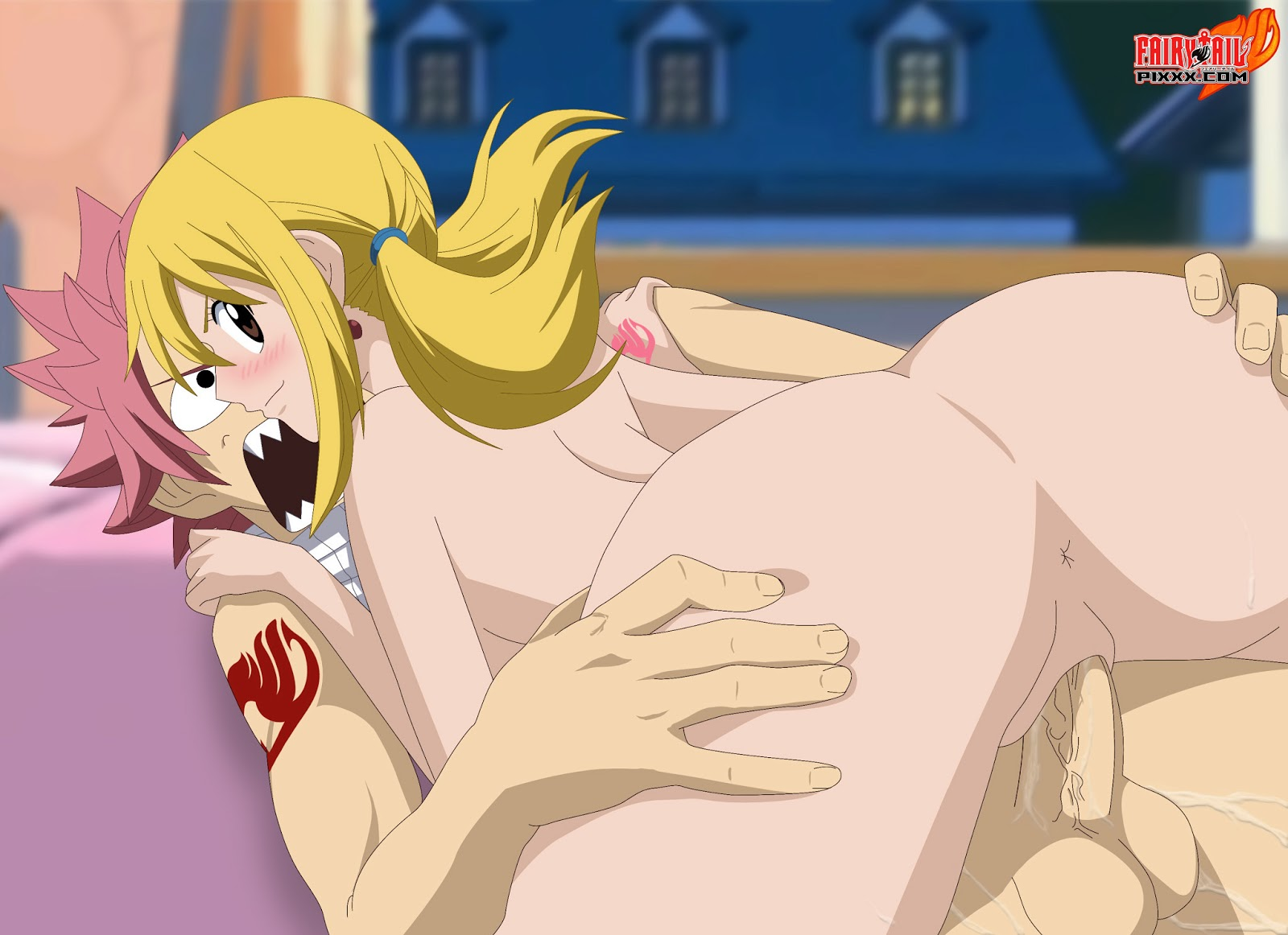 Fairy tail anime sex pic erotic photo