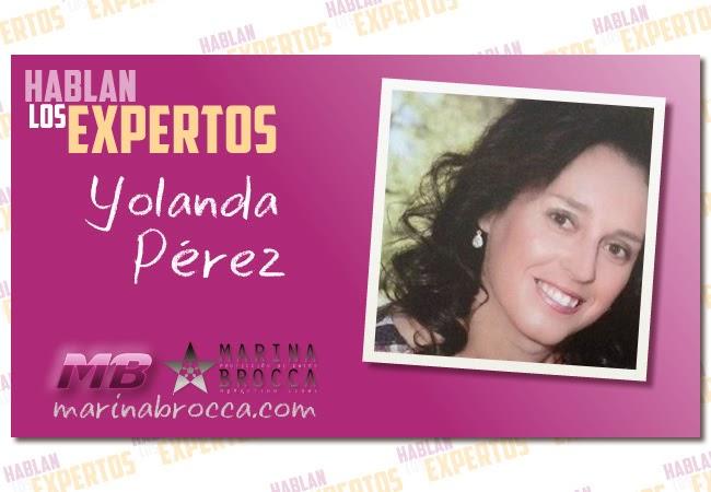 SENDEROS DE UN EMPRENDEDOR, YOLANDA PEREZ