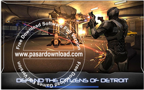 Download Gratis Robocop The Games For Android