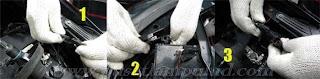 Cara Memasangan Lampu HID pada Mobil