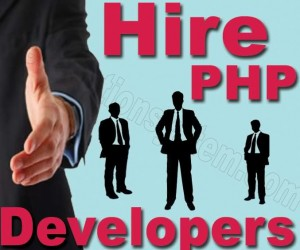 hire developers from php development company