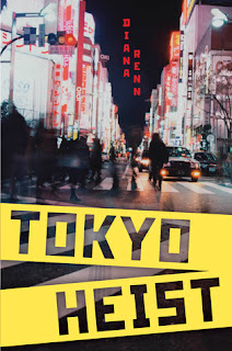 Review: Tokyo Heist by Diana Renn