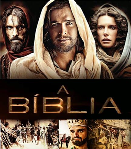 MINISSÉRIE: A Bíblia.