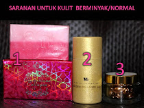 SET PENJAGAAN WAJAH PINKISH BEAUTY