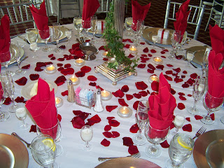 Decorations For A Wedding Reception