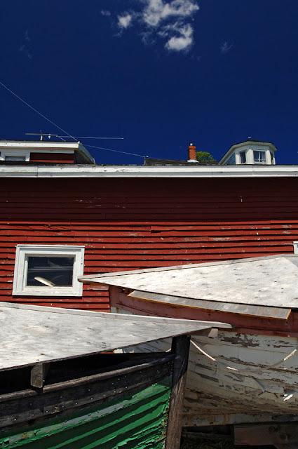 Boats; Shipbuilding; Nova Scotia; Dory