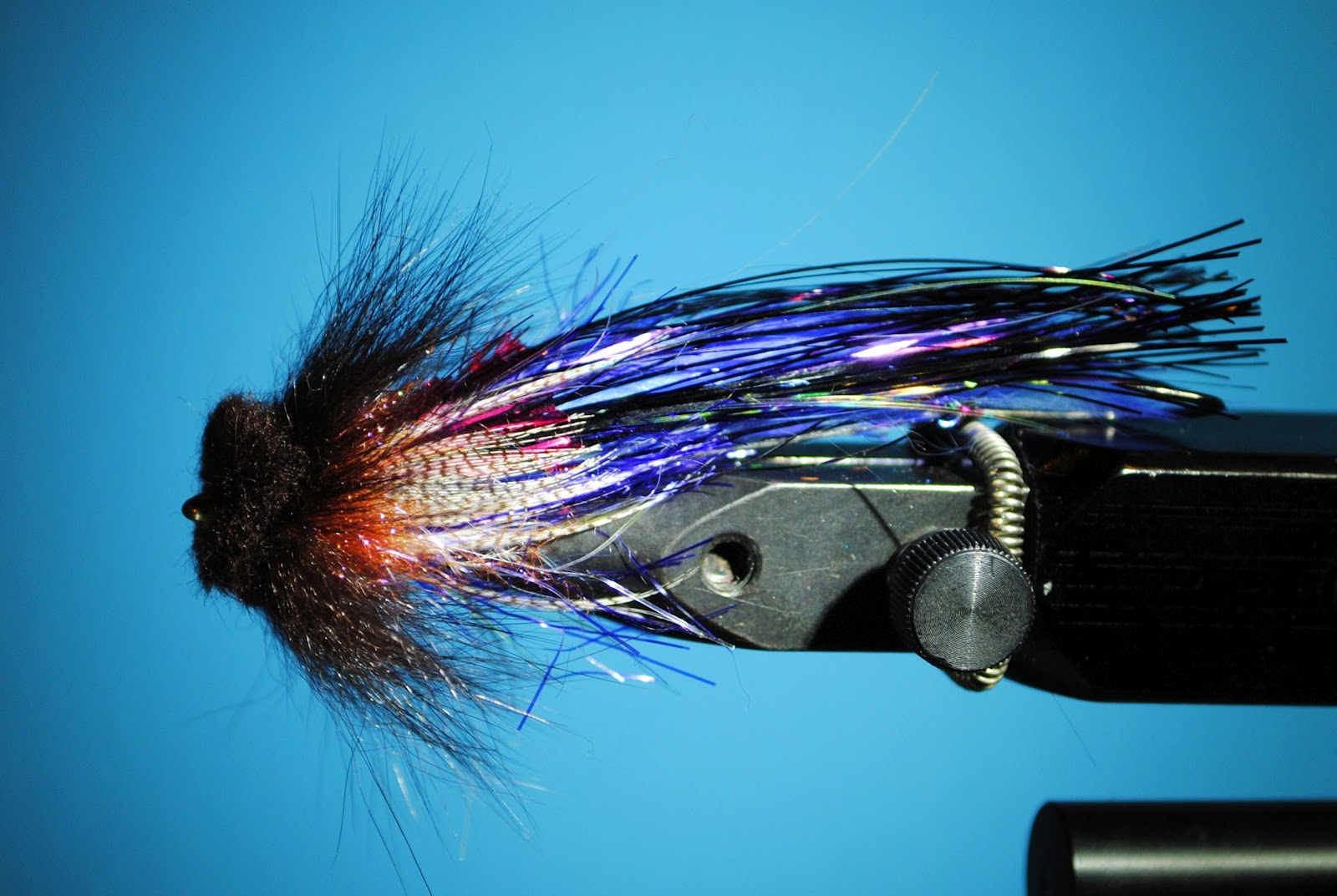 Steelhead alley fly tying the chocolate covered cherry for Fish steelhead alley