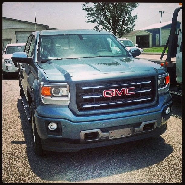 2014 Ford F150 Regular Cab Transmission: BIGGS CADILLAC NEWS And REVIEWS: 2014 GMC Sierra Has Arrived