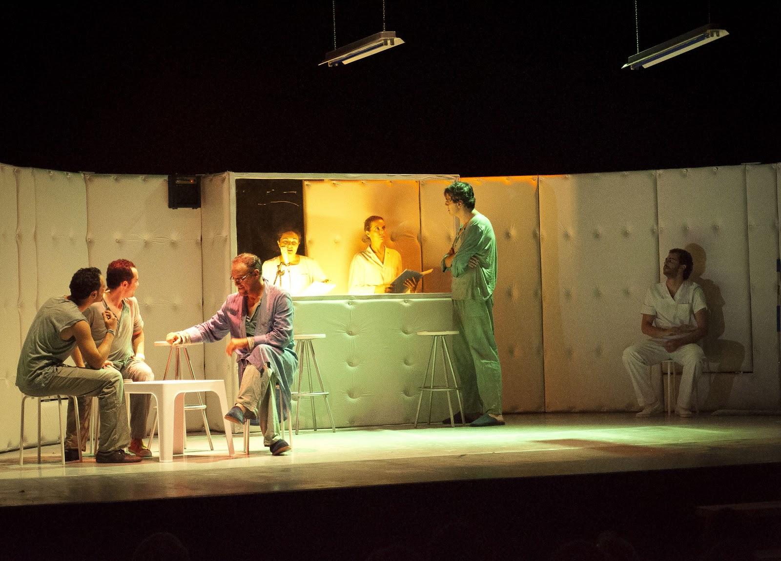 Teatro aficionado teatro de la crisis de valladolid for Caixa valladolid oficinas