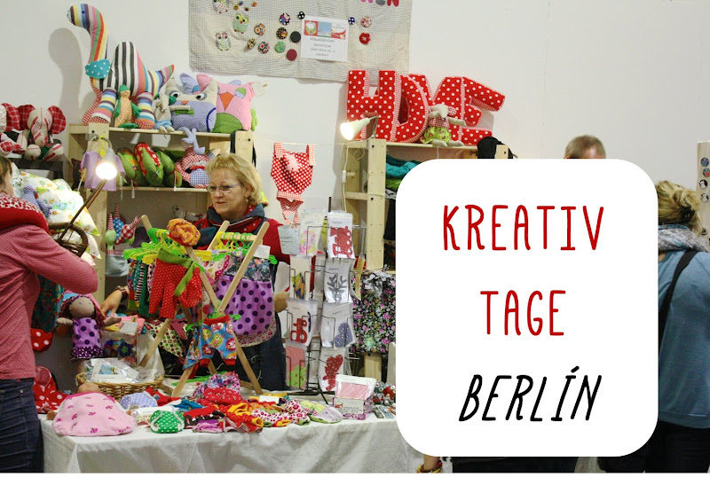 feria manualidades Berlín artesanos DIY