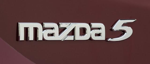 Mazda 5 Logo
