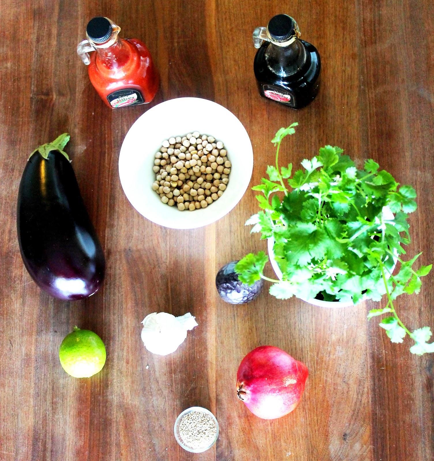 Middle East styled vegetarian food recipe | Alinan kotona blog